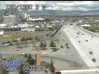 CCTV5 I-80/US 395
