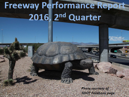 Freeway Performance Report for NDOT 2015 Q3
