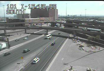 CCTV101 I-15/US 95 Interchange