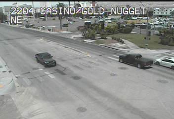 Las Vegas Webcam/Traffic Camera Image