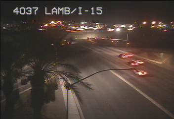 Las Vegas Traffic Cameras - Lamb Blvd North)